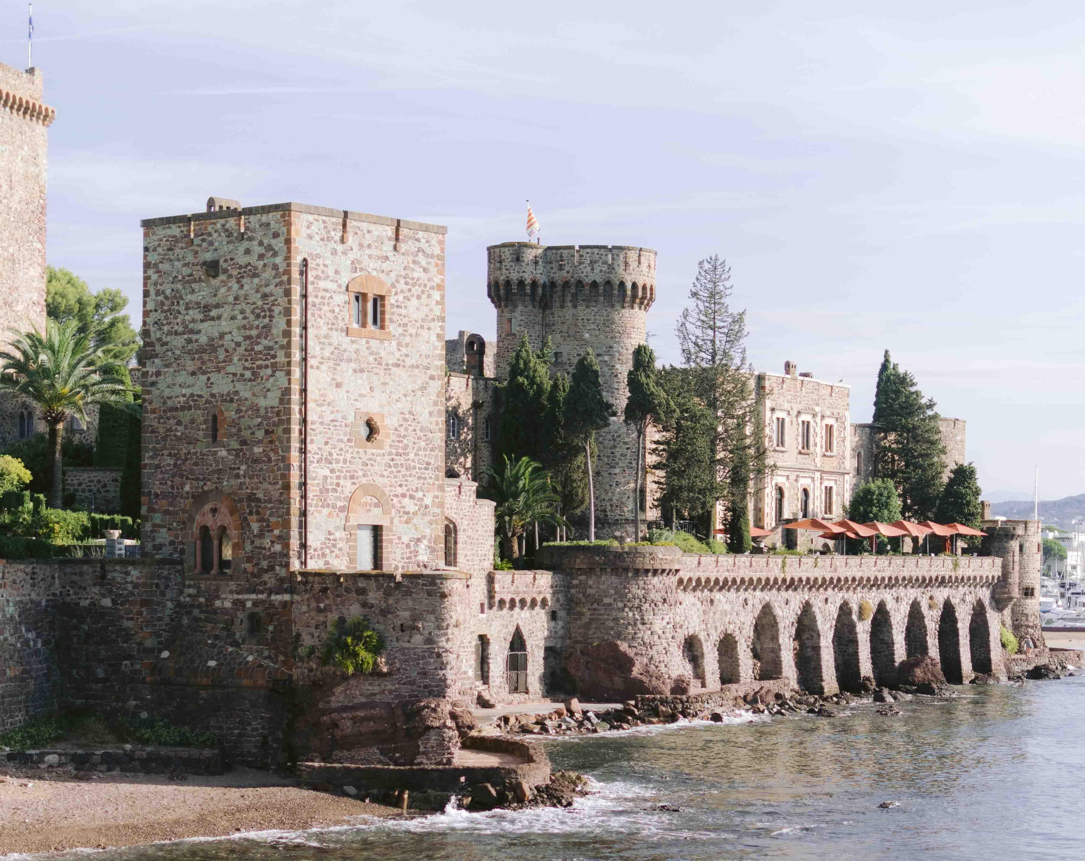 château de mandelieu la napoule