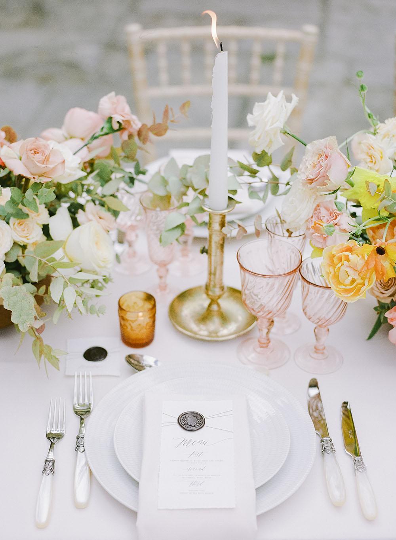 Bougie Décoration De Table décoration table